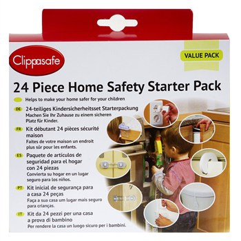 CLIPPASAFE 90/1 Safety Starter Pack aizsargaprīkojumu komplekts, CL901