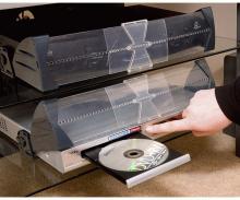 CLIPPASAFE 91 DVD & Digibox Protector Drošības ierīce, CL910
