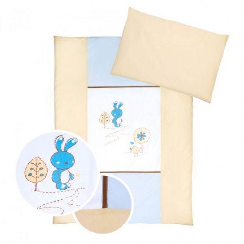 KLUPS Gultas veļas komplekts no 2 daļām Little Bunny 135X100cm , K024