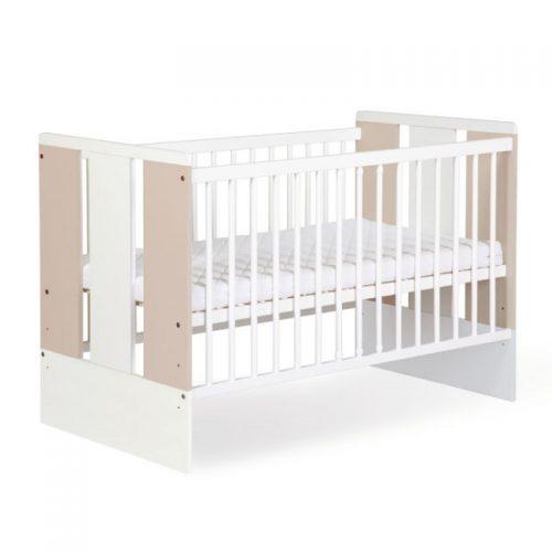KLUPS PAULA bērnu gulta 120x60cm, latte