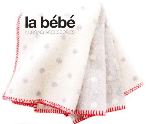 La Bebe Bērnu dabīgas vilnas sega Jaunzēlandes Merinos (Merynos) vilnas 100х70 cm