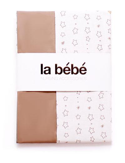 La Bebe Gultas veļas komplekts bērniem (kombinētas krāsas) 3-dalīgs 100×140 Bears
