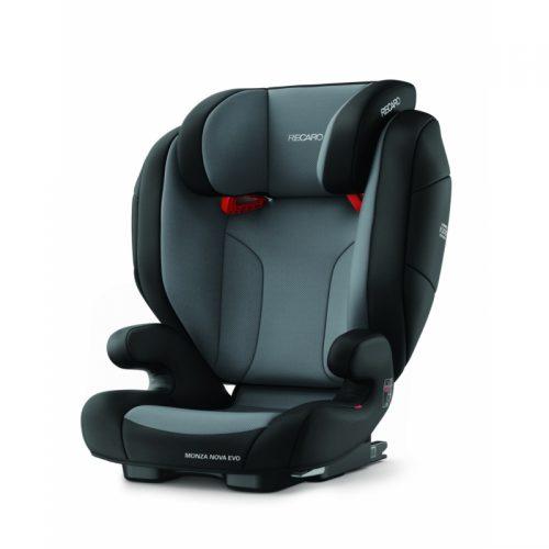 RECARO autokrēsls Monza Nova Evo Seatfix Carbon Black 9-36kg
