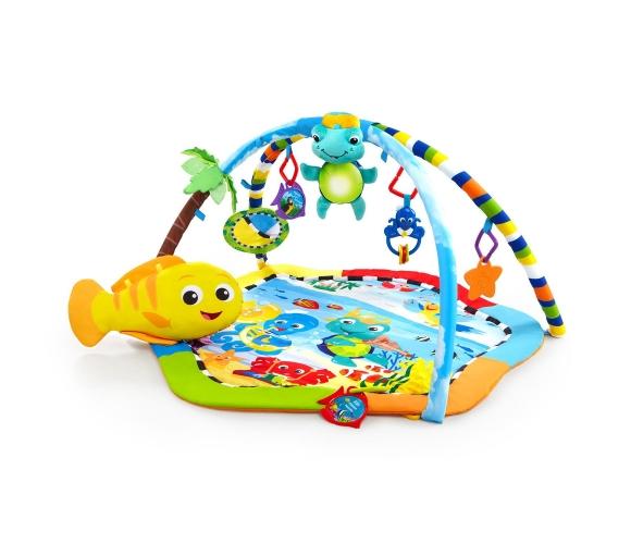 BABY EINSTEIN aktivitāšu paklājs Rhythm of the Reef Play Gym™