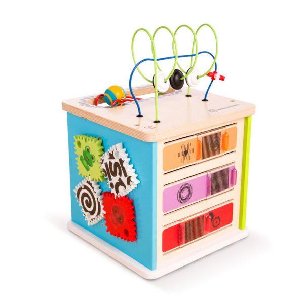 HAPE Ņūtona kubs – attīstošā rotaļlieta