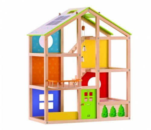 HAPE māja bez mēbelēm