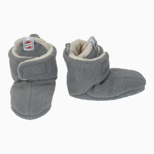 LODGER SLIPPER FLEECE BOTANIMAL ČĪBIŅAS, DONKEY, 3-6M, 9CM