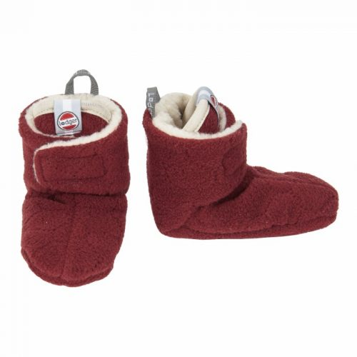 LODGER SLIPPER FLEECE BOTANIMAL ČĪBIŅAS, PARROT, 6-12M, 10.5CM