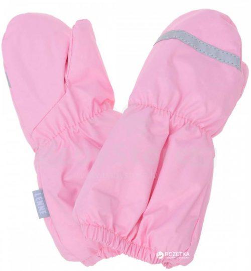 Lenne '20 Easy  Ziemas termo cimdi bērniem rozā ( 0-1)