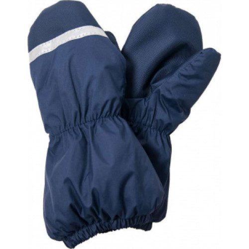 Lenne '20 Snow  Ziemas termo cimdi bērniem zili