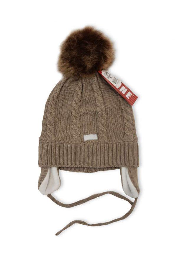 Lenne'20 Janne  Mazuļu siltā ziemas cepure brūna