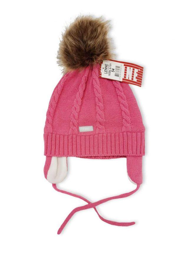 Lenne'20 Janne  Mazuļu siltā ziemas cepure sārta