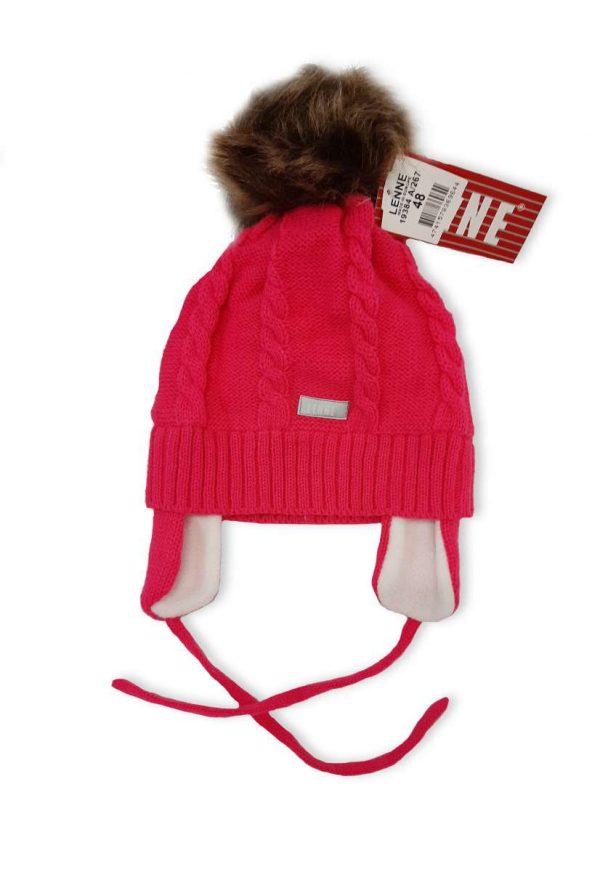 Lenne'20 Janne  Mazuļu siltā ziemas cepure sarkana