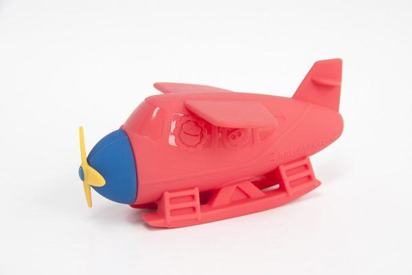 Marcus&Marcus Vannas rotaļlieta Jūras Lidmašīna ( silikona)