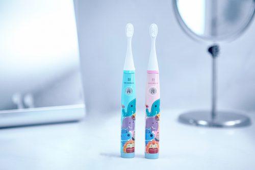 Marcus&Marcus elektriskā zobu birste bērniem  – Pink