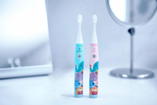 Marcus&Marcus elektriskā zobu birste bērniem   – Blue