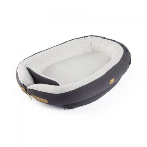 Voksi Baby Nest ligzdiņa  Dark Grey