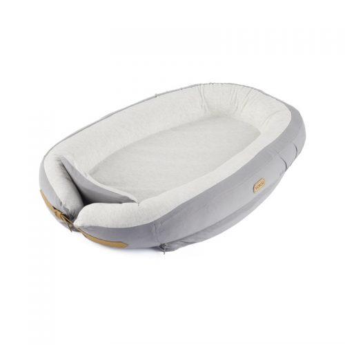 Voksi Baby Nest ligzdiņa  Light Grey