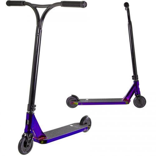 Skejritenis triku Lucky COVENANT Pro Scooter Purple