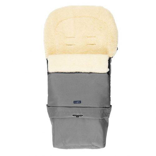 WOMAR MULTI ARCTIC ratu guļammaiss ar aitas vilnas oderi (ar pagarinājumu) N20, N20, GREY 14