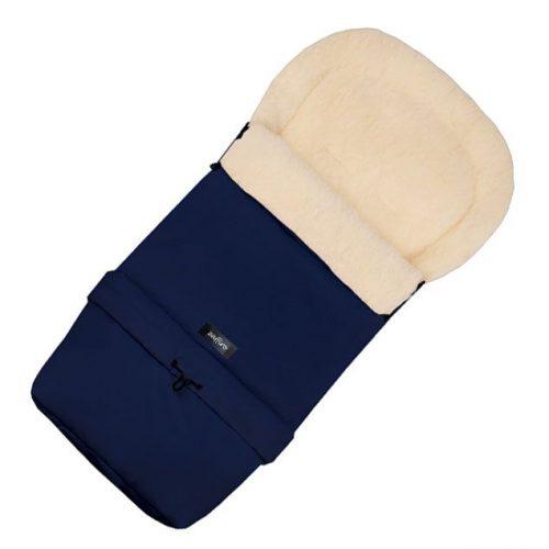 WOMAR MULTI ARCTIC ratu guļammaiss ar aitas vilnas oderi (ar pagarinājumu) N20, NAVY BLUE 10