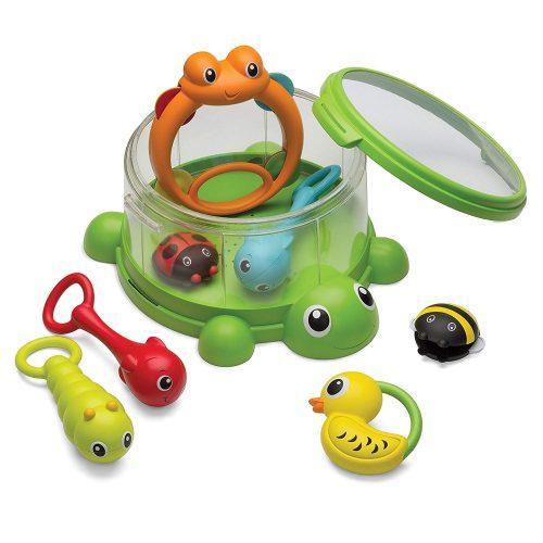 "BKIDS Mūzikas instrumenti ""Bruņurupuci"