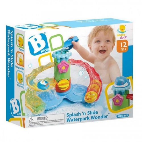 """BKids Vannas rotaļlieta """"Ūdens atrakciju parks"""", 12 m+"""