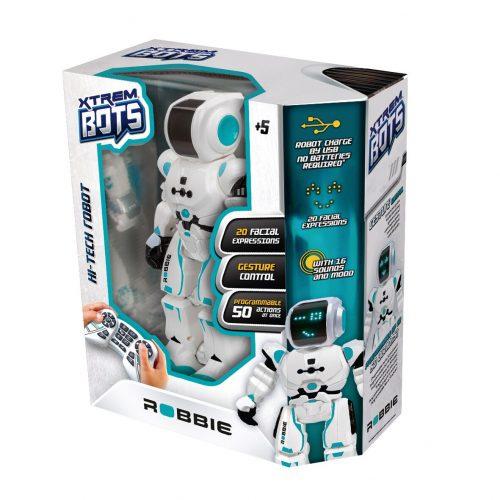 BLUE ROCKET Robots Robbie