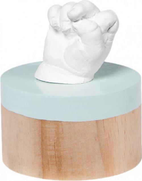 Baby Art My Very 1ST 3D Sculpture on stand komplekts mazuļa pēdiņu/rociņu nospieduma izveidošanai