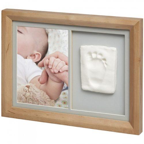 Baby Art Tiny Touch komplekts mazuļa pēdiņu/rociņu nospieduma izveidošanai, honey