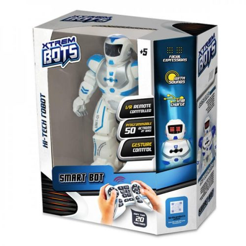 Blue Rockets Interaktīvais robots SMART BOT