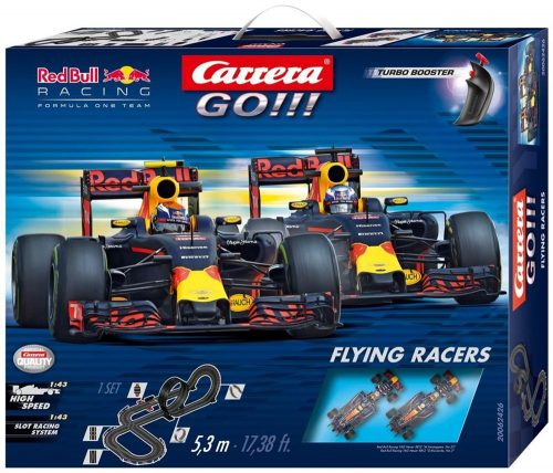 CARRERA CARS Red Bull Trase