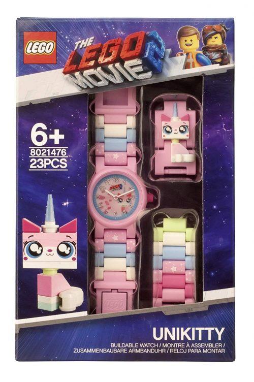 CLICTIME Lego Movie 2 Rokas pulkstenis Unkitty