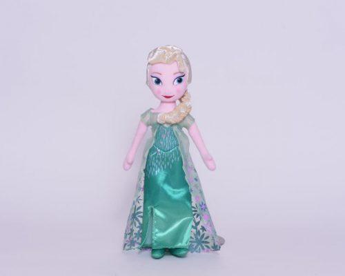 DISNEY Elsa, 25 cm  plīša rotaļlieta