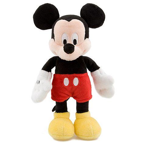 DISNEY Mikijs, 25 cm plīša rotaļlieta