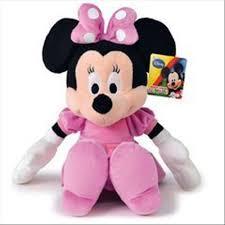 DISNEY Minnija, 65 cm plīša rotaļlieta