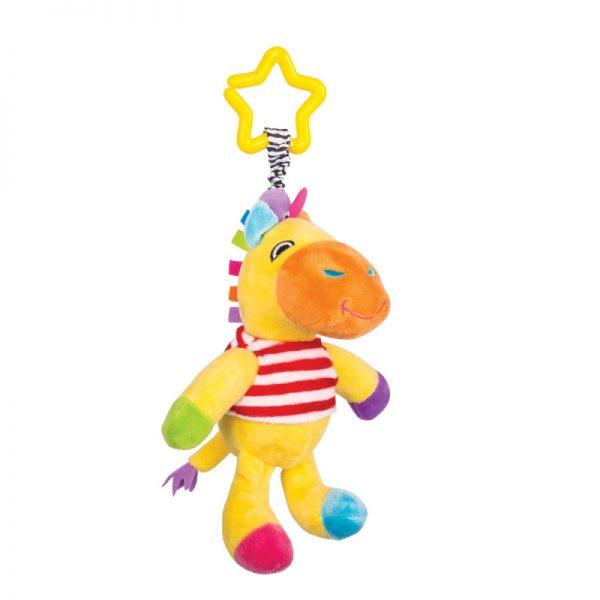Happy Snail Piekarināma rotaļlieta – žirafe
