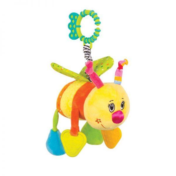 Happy Snail Piekarināma rotaļlieta – bite