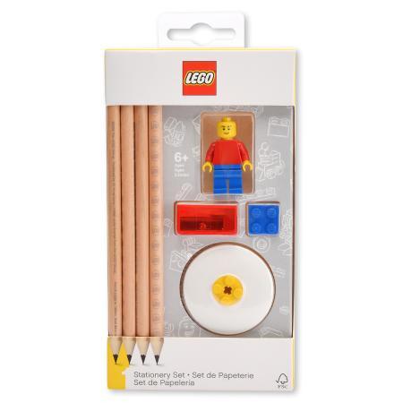 IQ LEGO STATIONERY 2.0 Komplekts ar figūriņu