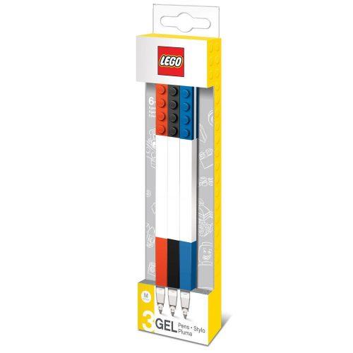 IQ LEGO STATIONERY Gēla pildspalvas, 3 gab.