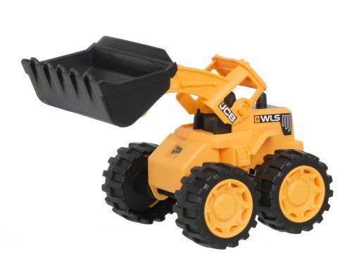 JCB 7″  rotaļlieta – Riepu iekrāvējs