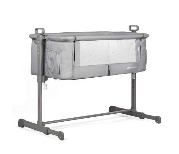 KINDERKRAFT gultiņa Neste Grey