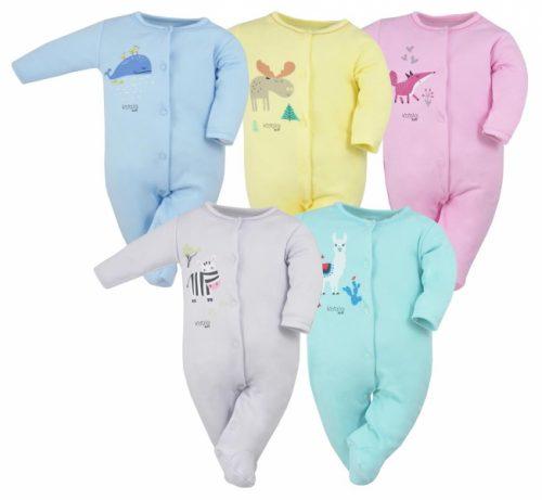 KOALA Kopējais rāpulis HAPPY BABY 07-491, 62.izm dažādas krāsas ( zilas , rozā, pelēkas, tirkīzs, dzeltans)