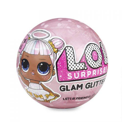 MGA L.O.L Pārsteiguma lelle (Glam Glitter)