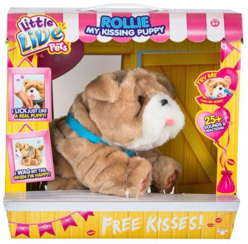 MOOSE LITTLE LIVE PETS Interaktīvs kucēns Rollie