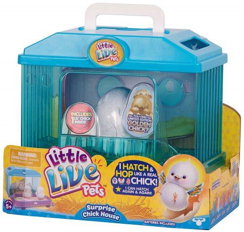 Moose Little Live Pets Cālis ar māju