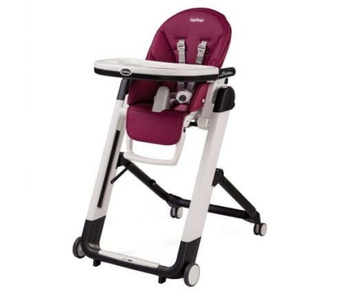 PEG-PEREGO krēsliņš augsts Follow me Siesta Berry