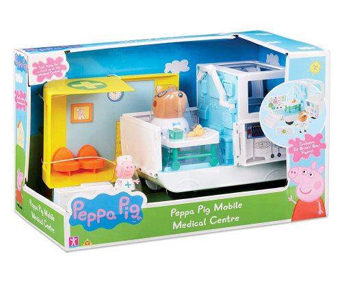 PEPPA PIG Medicīnas centrs uz riteņiem