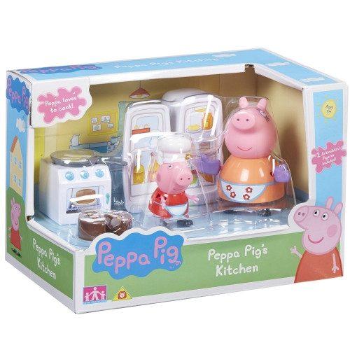 Peppa Pig Komplekts Virtuve