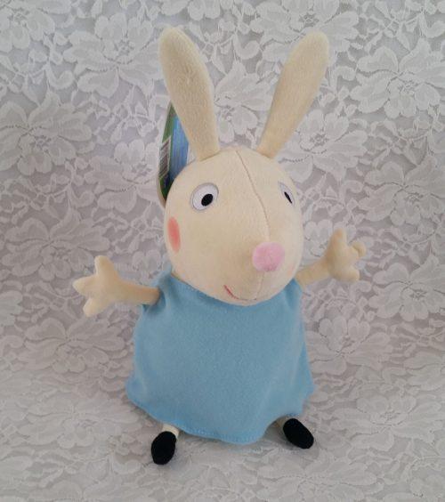 Peppa Pig Plīša rotaļlieta Rebekka, 30 cm